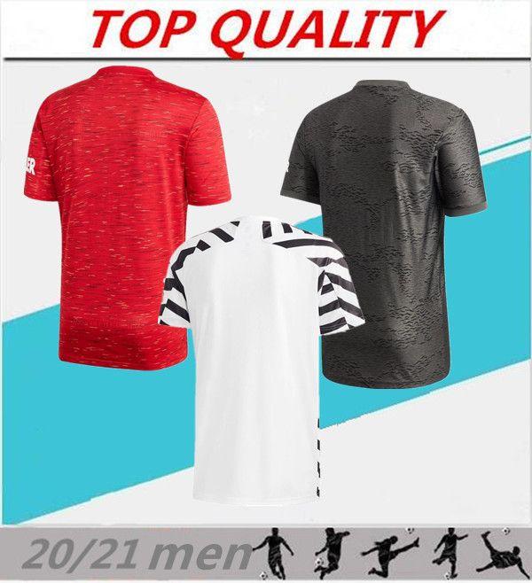 2021 Hommes Football Jerseys Maillot de Foot Soccer Jersey 20/21 Tracksuit Maglietta da Calcio Personnalisé