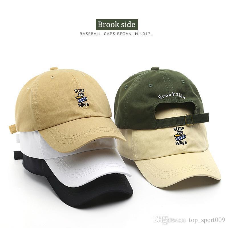 Sleckton Algodón de algodón para hombres y mujeres moda Snapback Sombrero Retro Hombre Sombreros Visores de verano Cap Hip Hop Picked Caps Unisex
