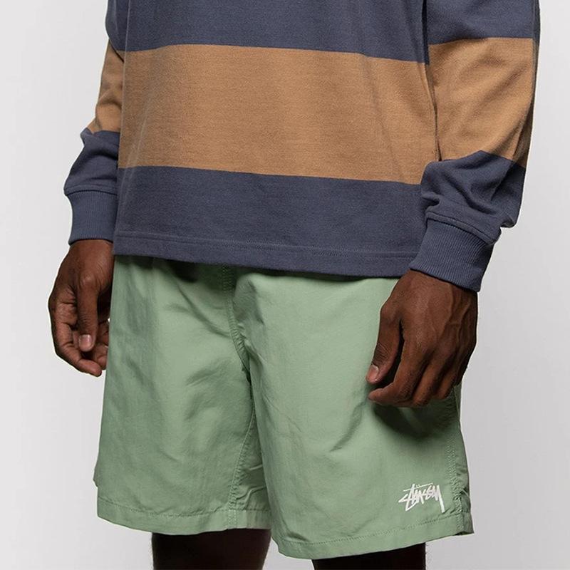 Diseñador corriendo pantalones cortos secado rápido transpirable pantalones de playa slim fitness deportes pantalón corto strillo casual para hombres y mujeres marea