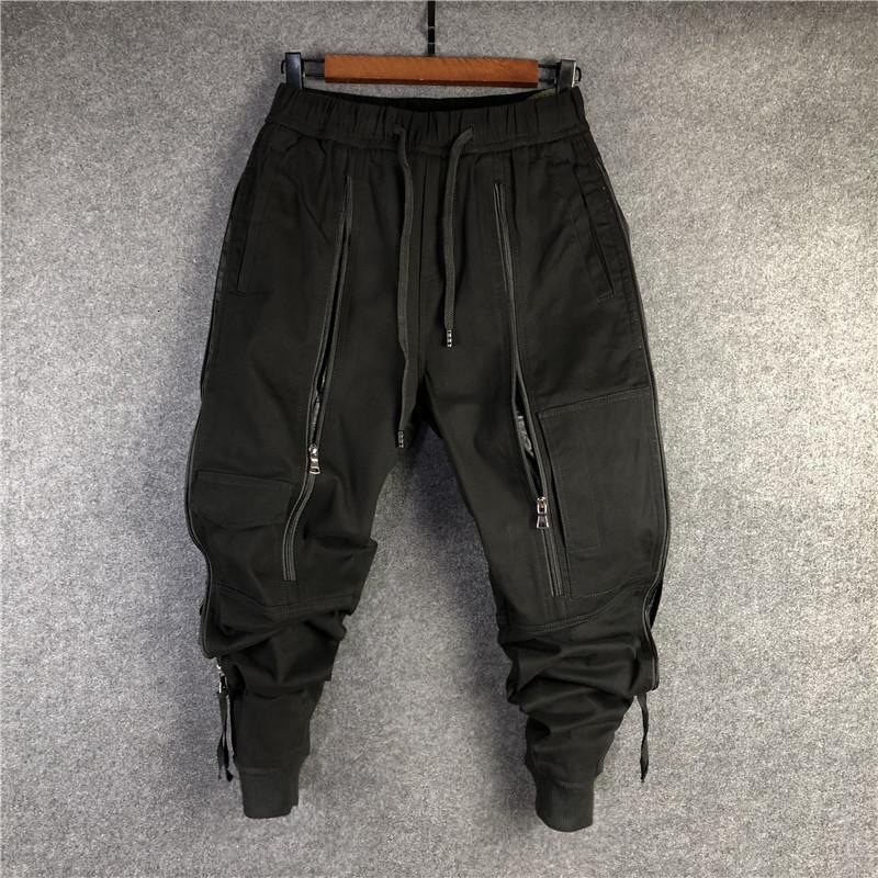 owen seak homens 캐주얼 카가 하렘 칼라스 드 알타 루아 힙합 환영 roupas masculinas maletom outono inverno preto tamanho grande