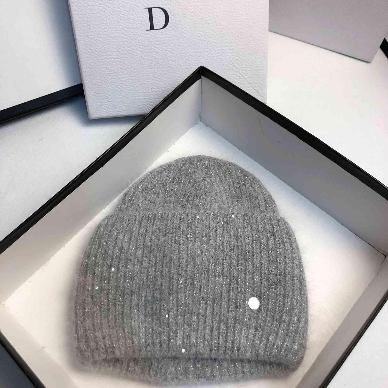 2021 Новый Удлиненный Flip Breim Вязаный корейский свитер с повседневной зимней на открытом воздухе защита от ухо в шерстяной шляпе
