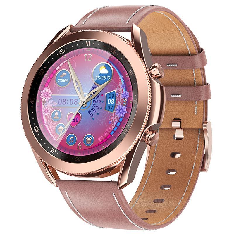W3 Smart Watch Uomo Donna Bluetooth Chiamata Full Touch Dial Clock Clock Cardiofrequenzimetro Allarme Allarme Tempo remoto Telecamera Fitness Tracker Bambini Smartwatch per Android iOS