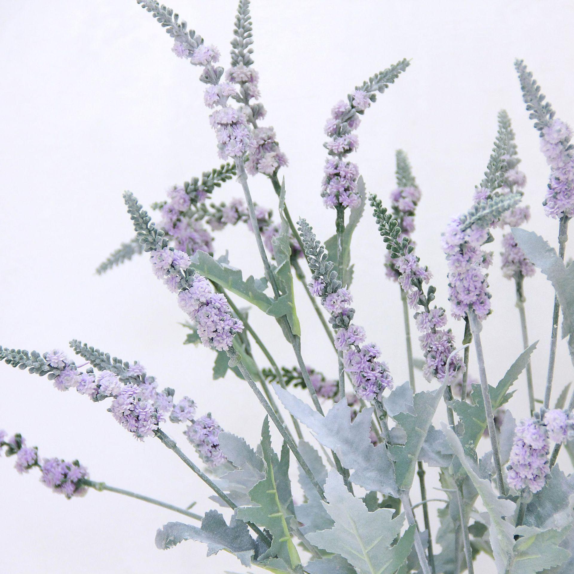 5 قطع النباتات وهمية يتدفقون حكيم ديكور المنزل النبات الأخضر الزفاف زهرة الترتيبات باقة التصوير الدعائم النباتات الاصطناعية