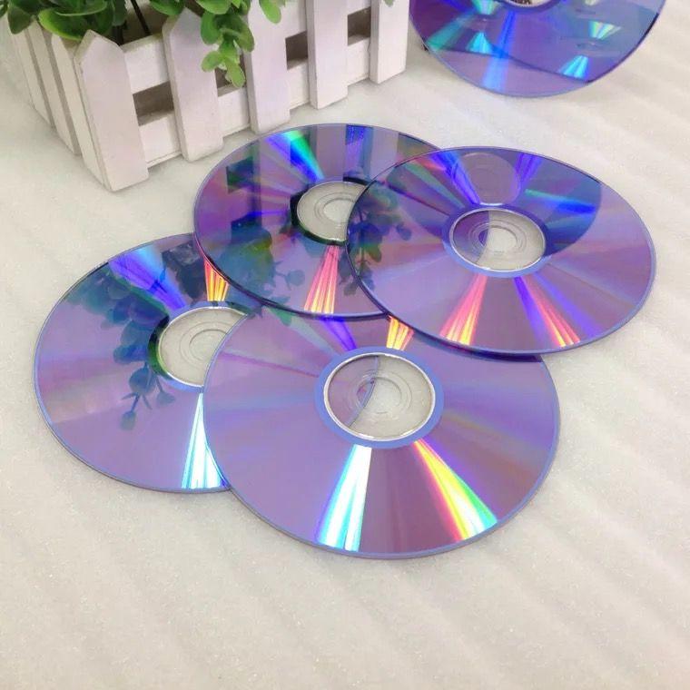 10pcs Blank Disks Grade A X8 8.5 GB Fruit Printed DVD+R DL Disc