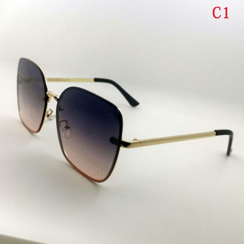 Designer Sonnenbrille für Männer Sonnenbrille Männer Sonnenbrille Mode Accessoires UV400 Rechteck Occhiali da Sohle Firmati Mujeres Lentes de Sol