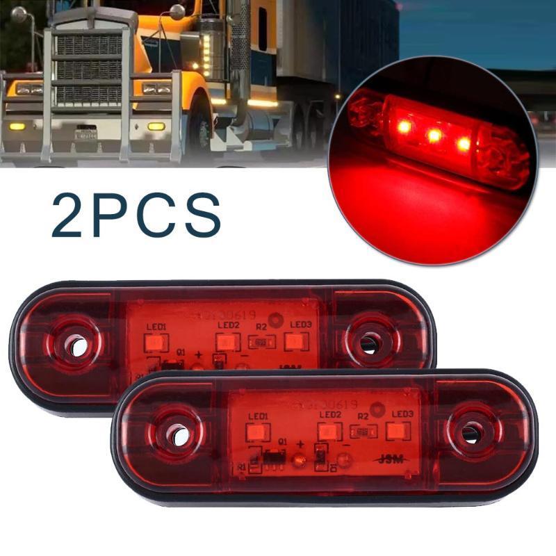 سيارة الصمام ضوء لمبة DC12V رقم ترخيص لوحة WarningLamp سبائك الألومنيوم + البلاستيك ل أضواء الطوارئ العلامة الجانبية
