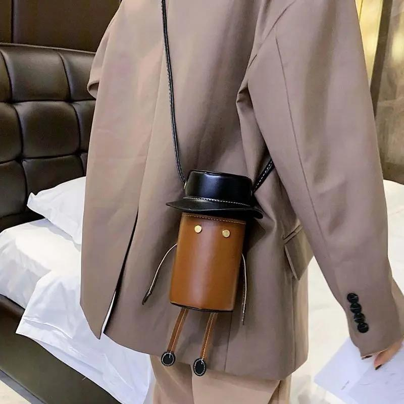 Cross Body Shoulder Bag Cute small female student mobile phone storage cosmetics Mini