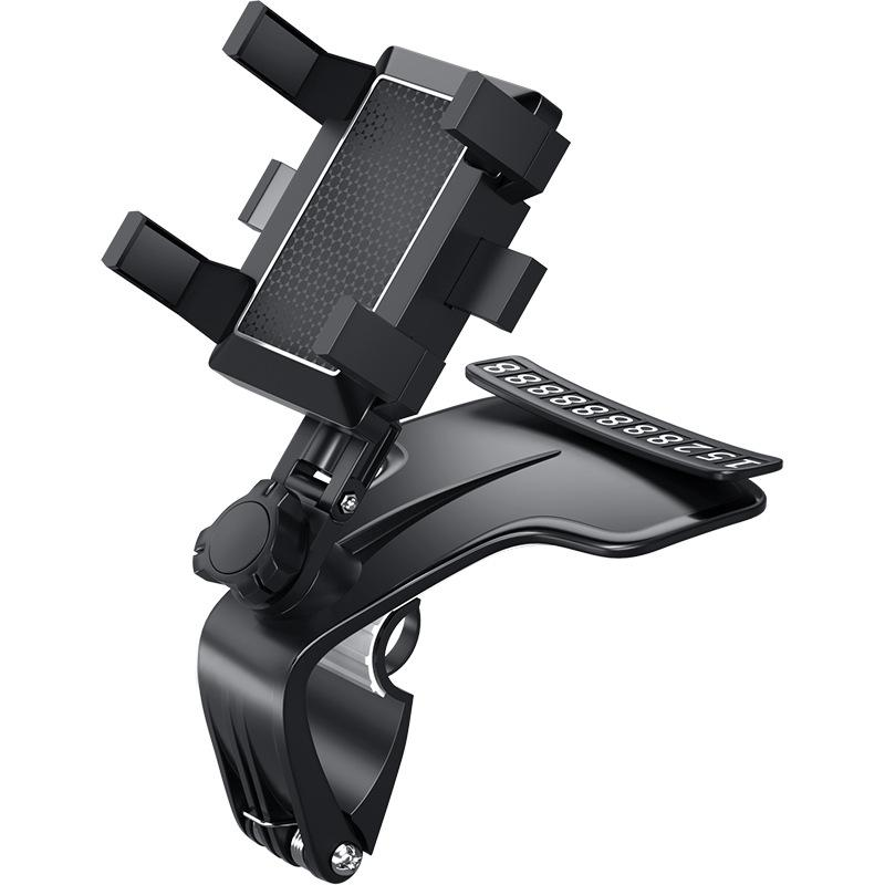 High quality general Car Holder multi-functional vehicle mobile phone brackets dashboard rear view mirror AR navigation bracket number display QC79
