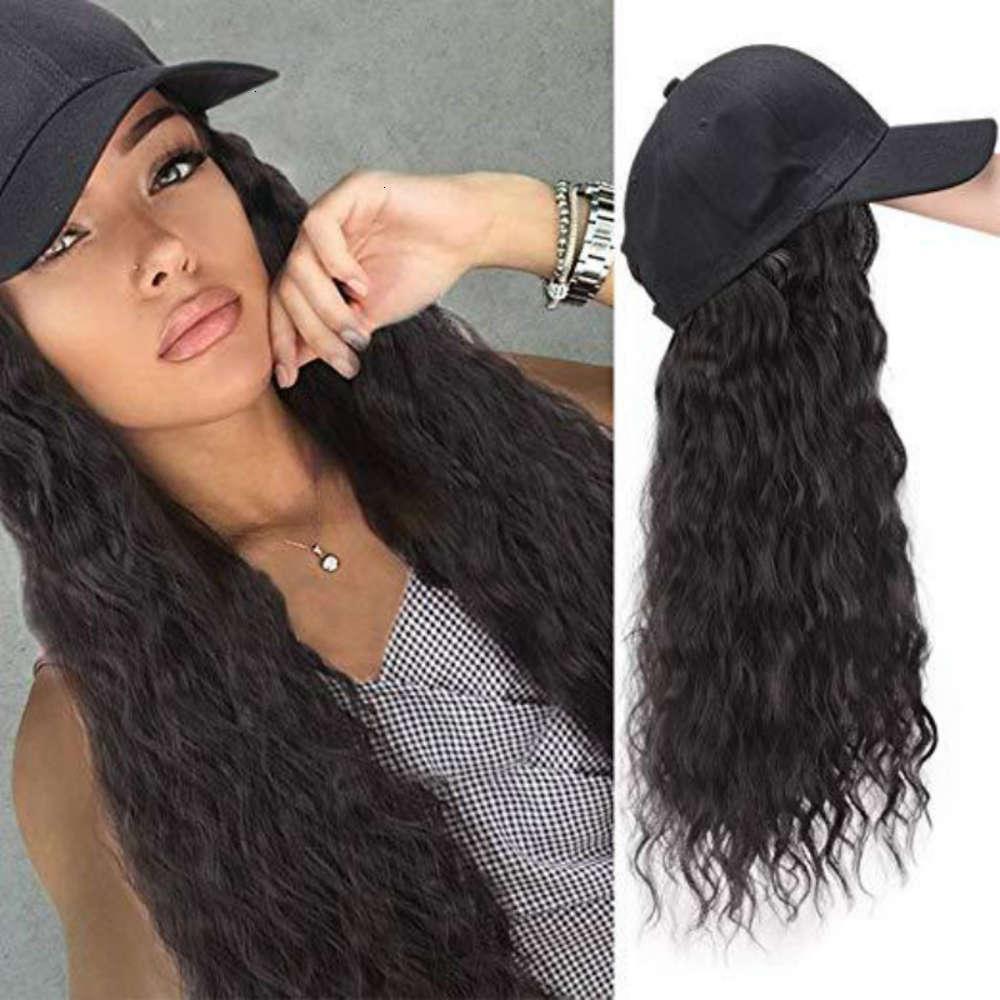 Hüte, Perücke, Lady Perücke, Tiktok, Stimme, Netz, Rotwasserwanne, Mais, Langer Haarfall. Haarperücken