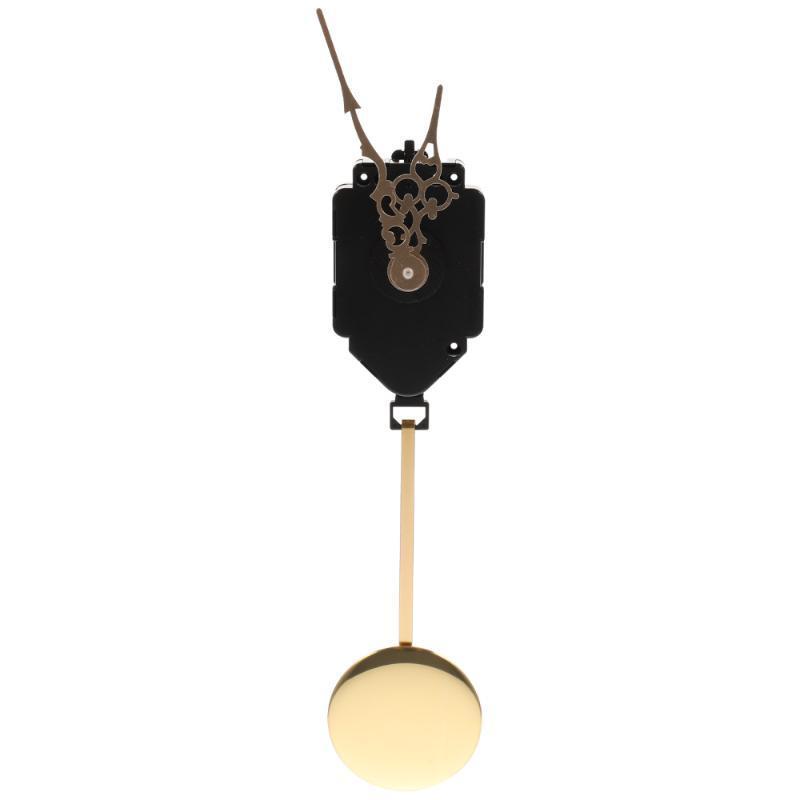 Relojes de pared 1 Set DIY Reloj Movimiento Piezas de repuesto Mecanismo de torsión alto