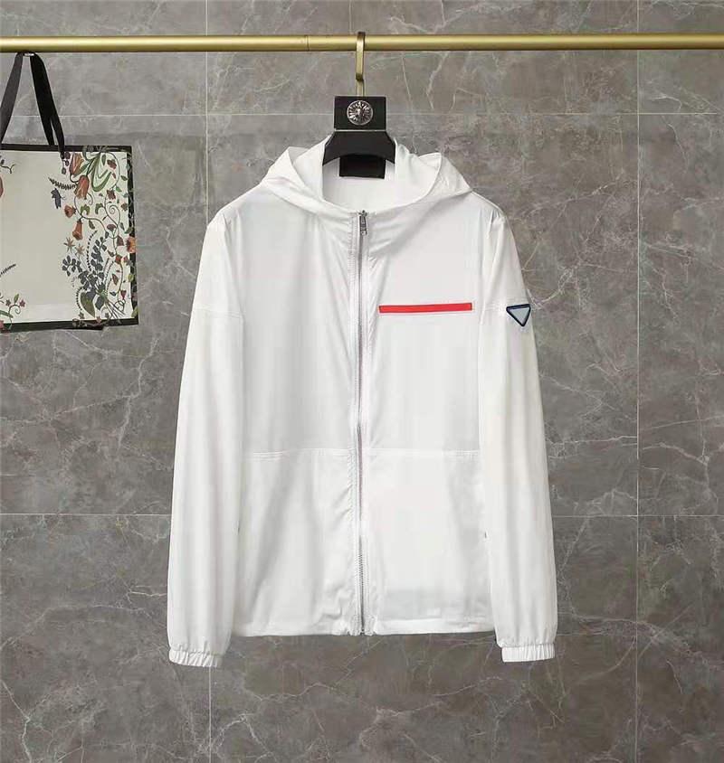 패션 망 재킷 봄 가을 outwear 윈드 재킷 후드 티 지퍼 패션 후드 자켓 코트 스포츠 아시아 크기 남성 의류