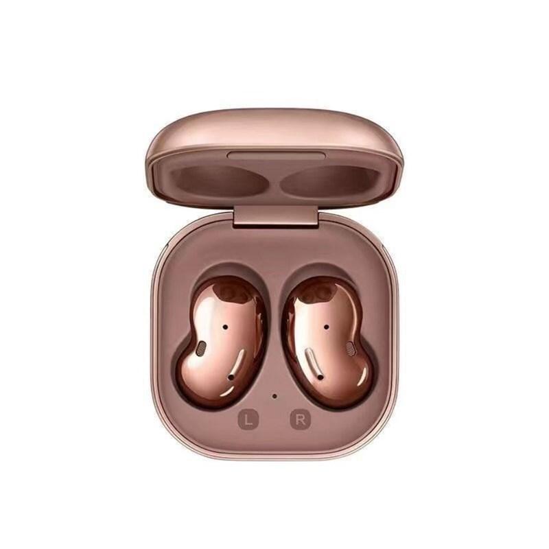 Buds Fones de Ouvidos Sem Fio Verdadeiros Earbuds Vivos Fone de Ouvido Bluetooth Fone de Ouvido Fones de Ouvido