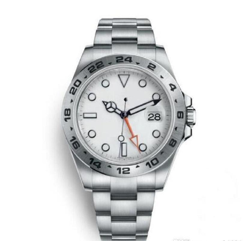 Top watch luxury designer 216570-77210 m216570-0001 diameter 42mm automatic mechanical men's folding button waterproof watch, master fashion watches