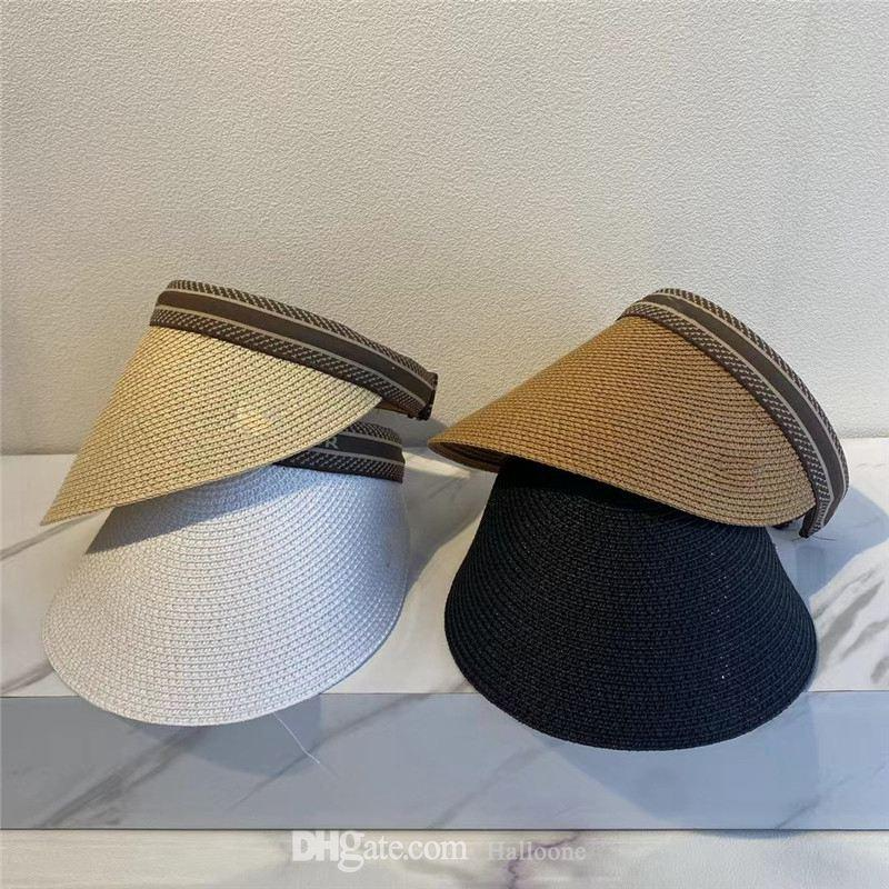 Mode Classic Marke Leere Top Hut Mütze Für Männer Frau Design Baseball Caps Beanie Casquettes Fisherman Eimer Hüte Patchwork Hohe Qualität Sommer Sonnenblende