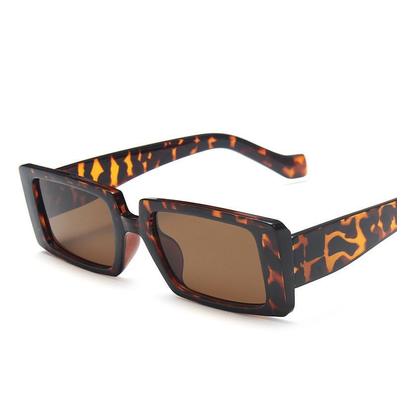 Männer / Frauen Katze Auge Sonnenbrille Square Sonnenbrille Frauen Designer Luxus Klassische Vintage UV400 Outdoor Oculos de Sol