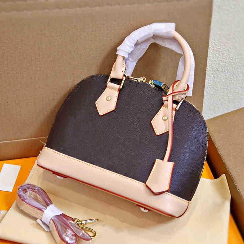 Tasche Luxus Designer Handtasche Taschen Frauen Stil Totes High Shopping Reise Street Design Brief Druck Mini