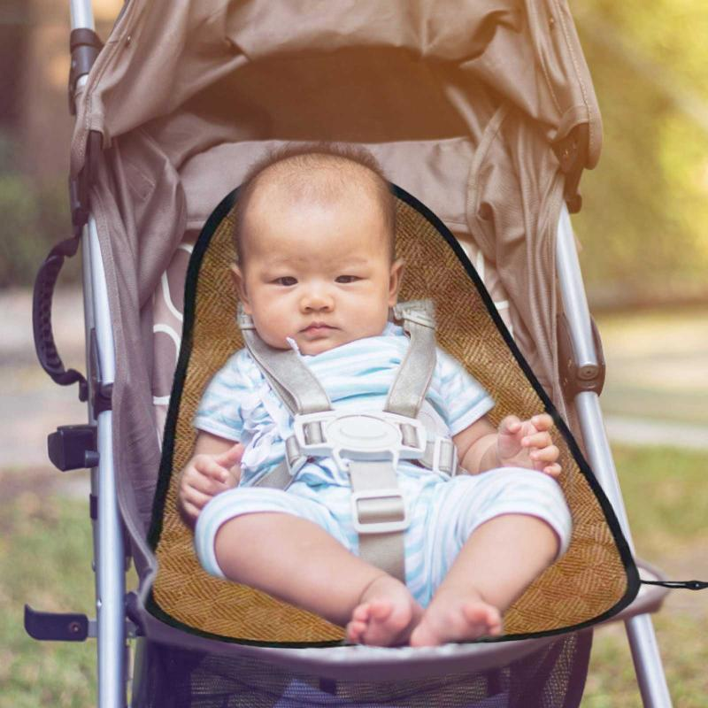 아기 유모차 좌석 쿠션 키즈 Pushchair 자동차 카트 높은 의자 트롤리 소프트 매트리스 패드 액세서리 부품