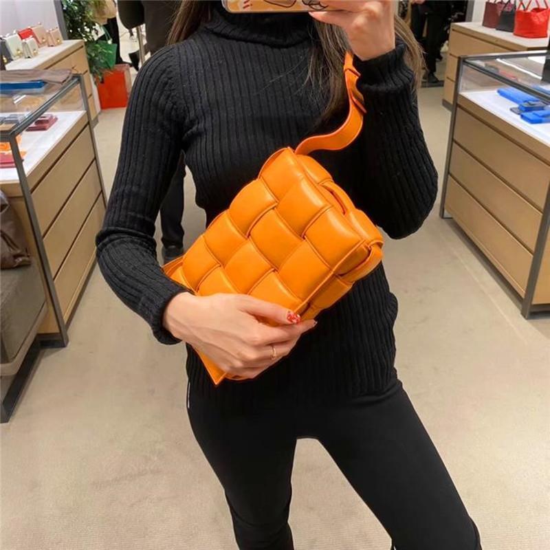2021 Üst Tasarımcı Havyar Hakiki Deri Çanta Kadınlar Bayanlar için Çanta Çanta Bayan Crossbody Kapitone Flap Kare Çanta Cüzdan Ve Puress