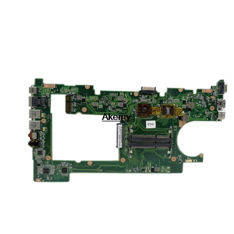 Motherboards U32U For Asus U82U X32U Laptop Motherboard Mainboard REV2.0 Integrated Test Original Work 100%