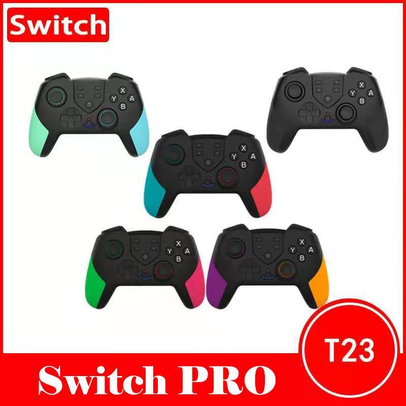 T23 WAKE-UP Titreşim Makro Programlama N-SL / PC MQ10 ile Anahtar Pro için Kablosuz Kontrolör
