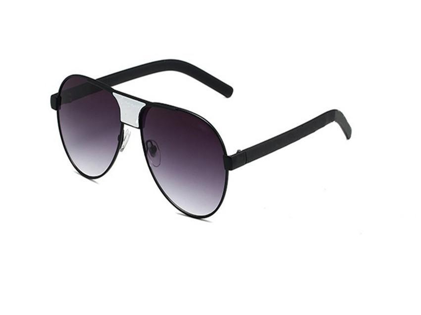 دروبشيب النظارات الشمسية الرجال القيادة نظارات الضفدع نظارات الشمس OPP حقيبة # 420 البضائع في مخزون ضعف