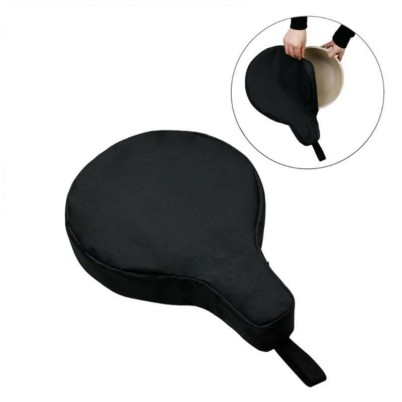 Storage Bags Saco De Armazenamento Frigideira Portátil Para Frigideiras Até 12 Polegadas Com Alças Durável Leve Panelas Pan Chef