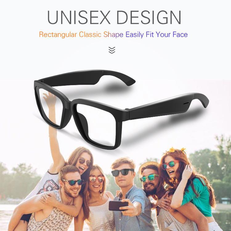 نظارات Bluetooth Touch Technology Technology Designer Eyeare Hands النظارات الشمسية