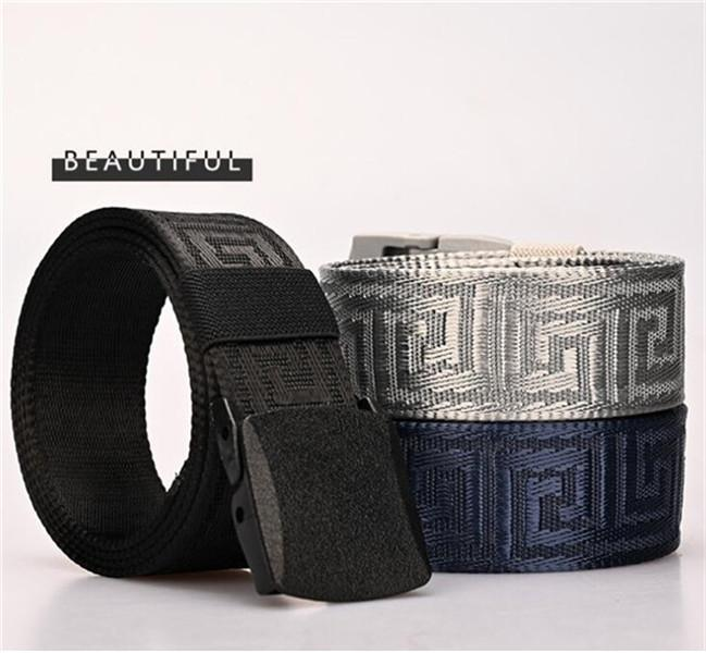 Higelts for Men Designers Women Belt Fashion God Silver Black Buckle Box Waistband
