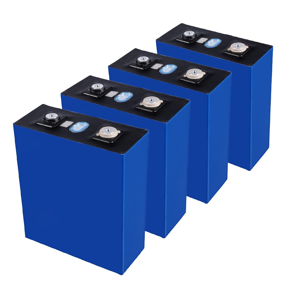 Prizmatik Şarj Edilebilir Lityum Lifepo4 Piller Hücre 3.2 V 280AH Derin Döngü 12 V Güneş Sistemi için Enerji Depolama Güç Pil Paketi