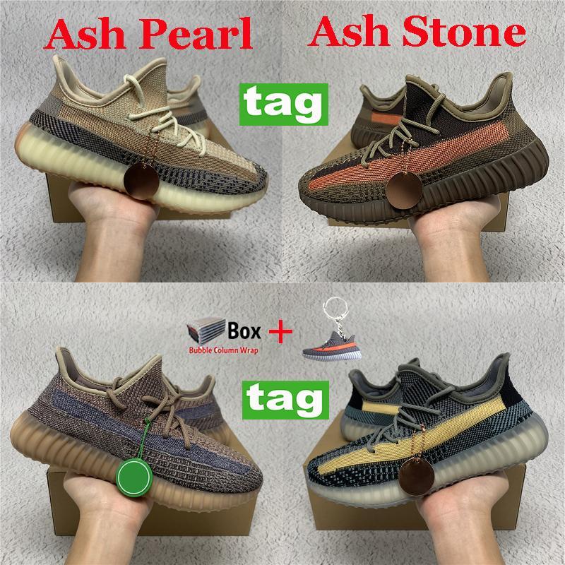 Konfor Koşu Ayakkabıları Kül Taş Inci  Kum Taupe Karbon Toprak Zyon Kuyruk Işık Statik Siyah Yansıtıcı V2 Bayan Erkek Eğitmenler Sneakers