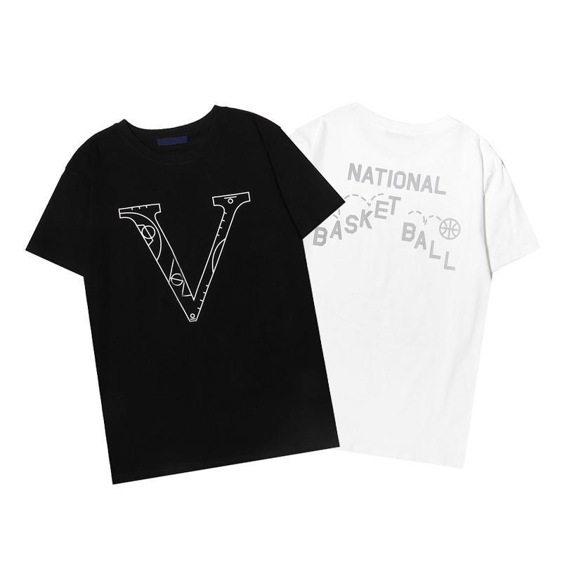 Designers T-shirts Mens Polo Chemise Luxurys Tshirt Summer T-shirt T-shirts Mode Femmes Vêtements Courts Sleeve Top Tees Tees Hommes Vêtements