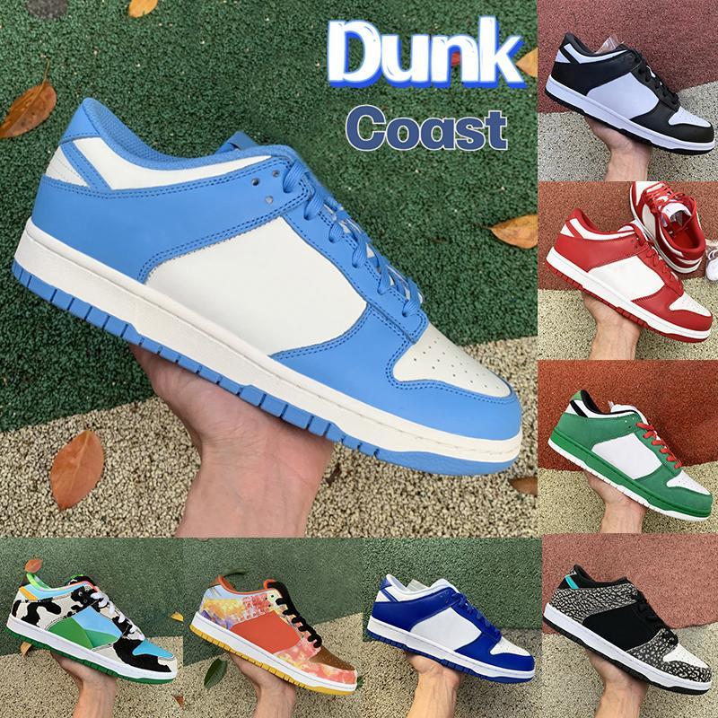 الرجال النساء أحذية كرة السلة ترافيس سكوتس أسود أبيض سيراميك شيكاغو قشرة سومبا الأزرق الغضب منخفض أحذية رياضية رجالي