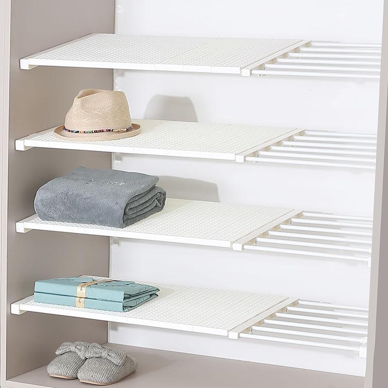 Armário ajustável organizador de armazenamento de armazenamento parede montada cozinha rack de cozinha salvador guarda-roupa decorativo prateleiras armários 520 s2