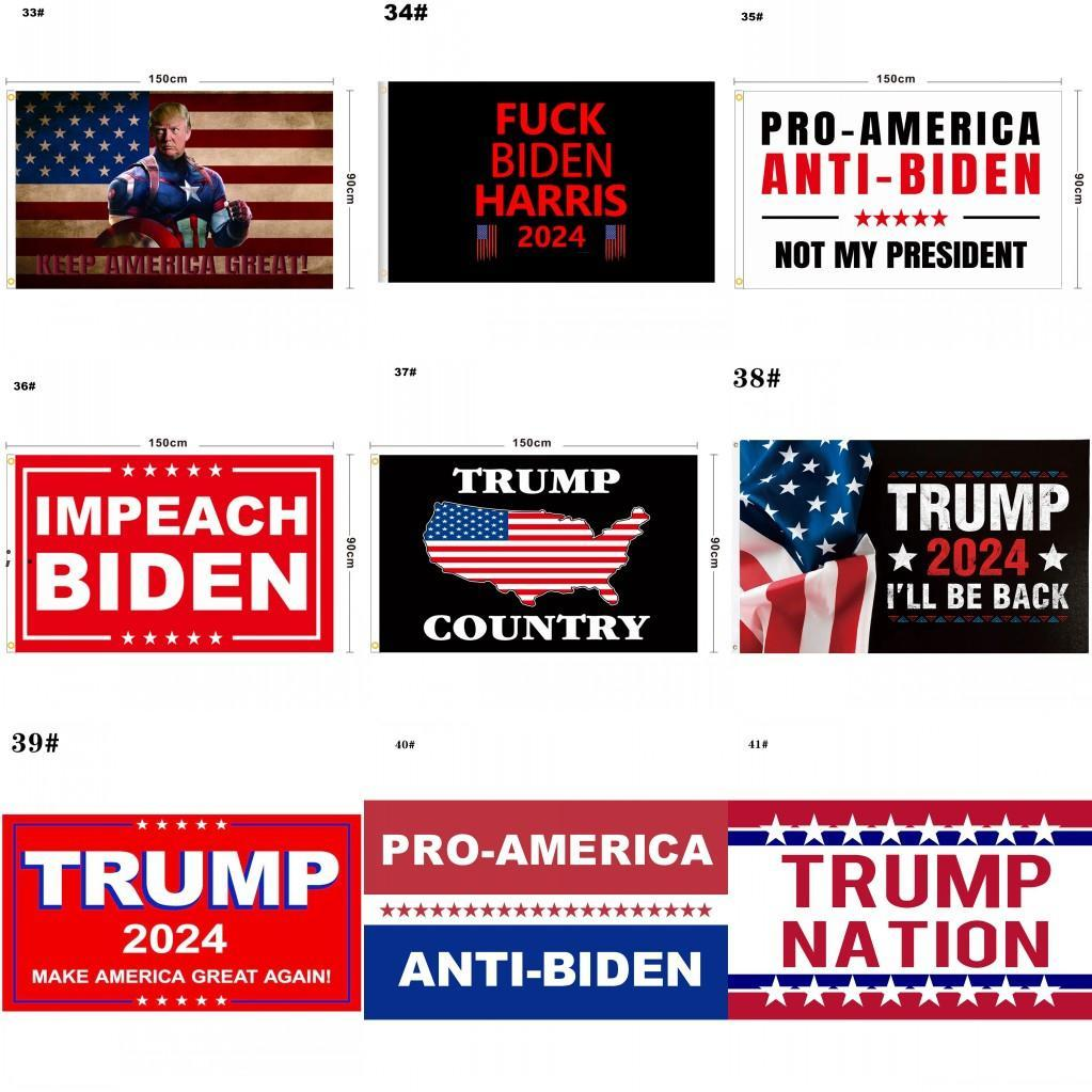 Non biasimarmi ho votato per Donald Trump flags 2024 Le regole hanno cambiato bandiera Gommmoms decorazione elettorale patriottica Banne OWB9186