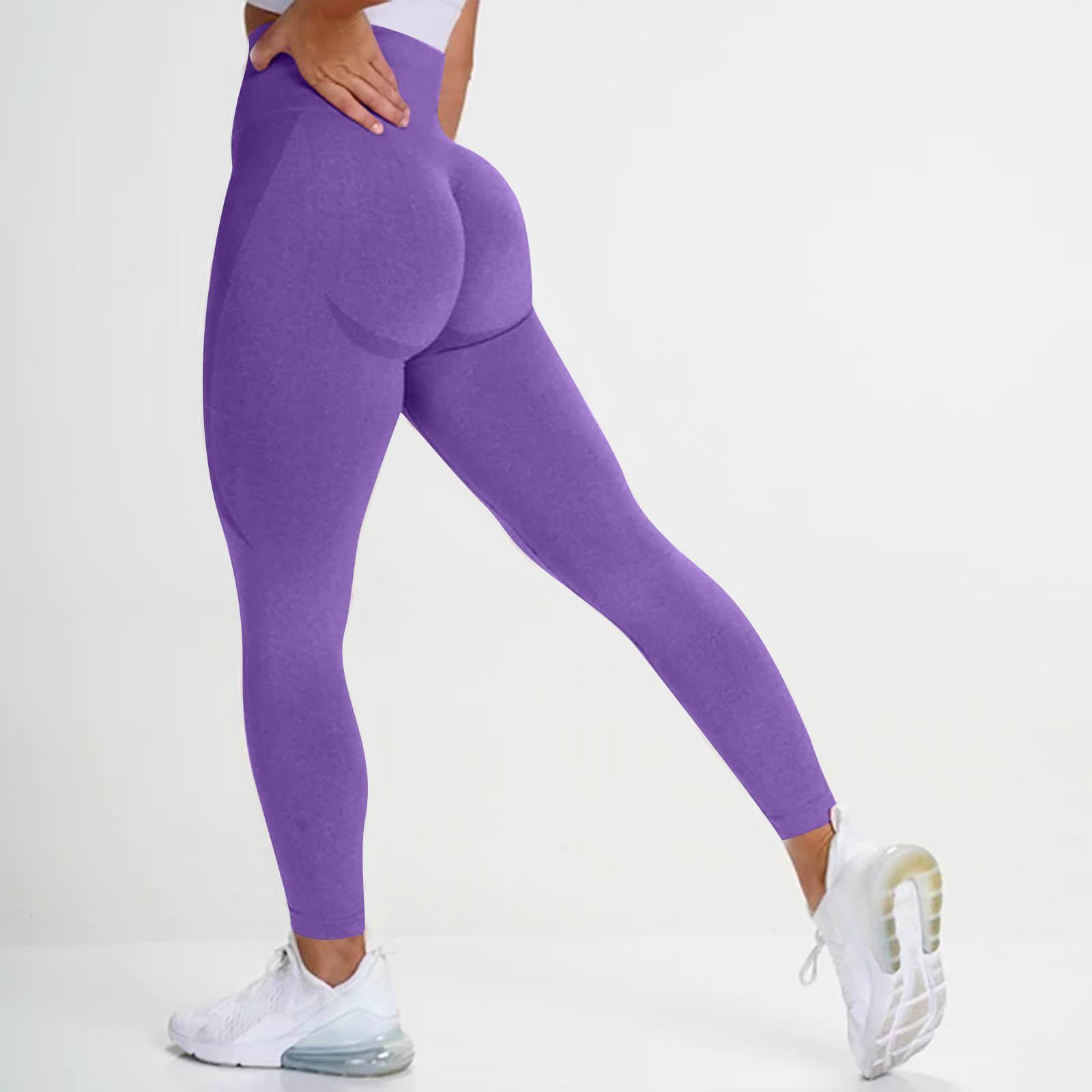 تشكيل إمرأة سلس اليوغا السراويل عالية الخصر جيم تجريب البطن السيطرة اللياقة البدنية تشغيل طماق الرياضة بعقب رفع طماق القميص