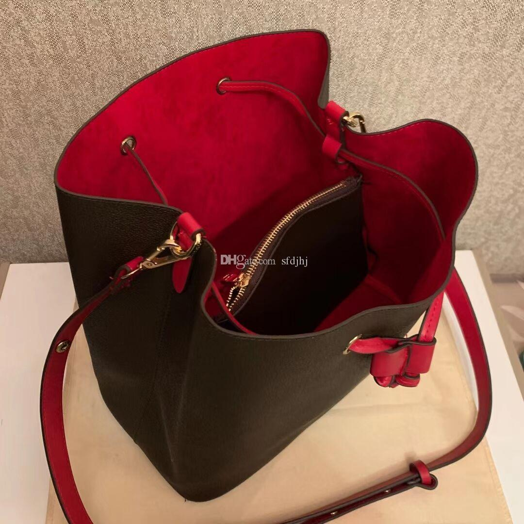 Hoti Venda Newi Womens Handbags Bolsas Bolsa Bolsa Totes Bagsa Couro Ombro O Bucket Bags Mensageiro Crossbody Tote Carteira