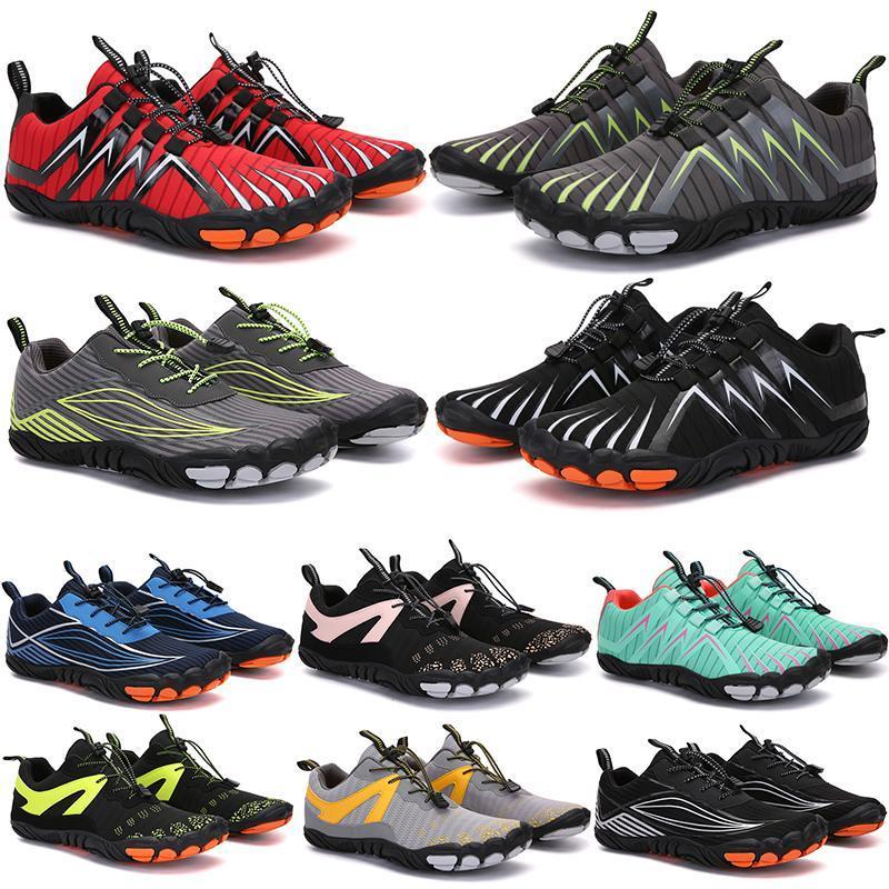 2021 فور سيزونز خمسة أصابع الأحذية الرياضية تسلق الجبال صافي المدقع بسيطة الجري، الدراجات، المشي لمسافات طويلة، الأخضر الوردي الأسود تسلق الصخور type77