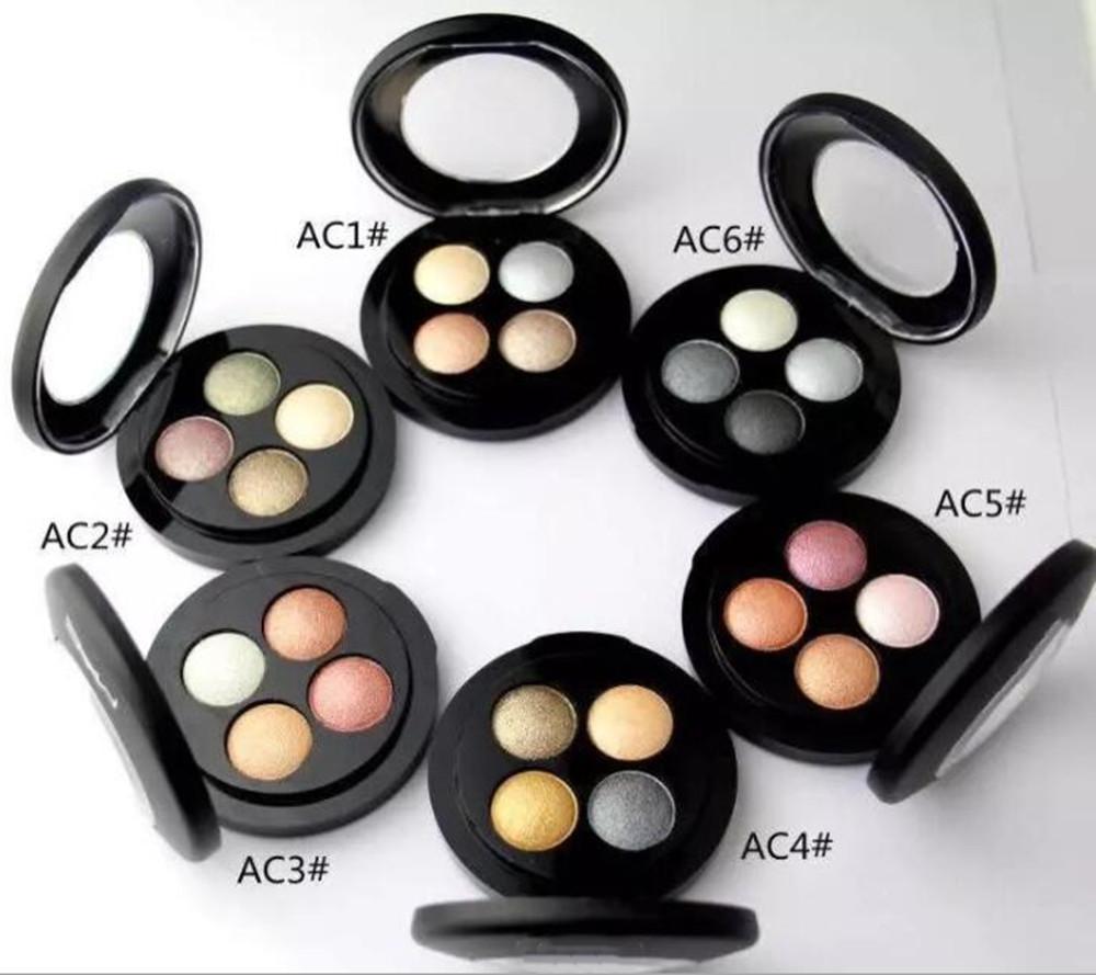 Epack Makeup Marke Palette Lidschatten Jade Jagger Mineralisiert 4 Farben