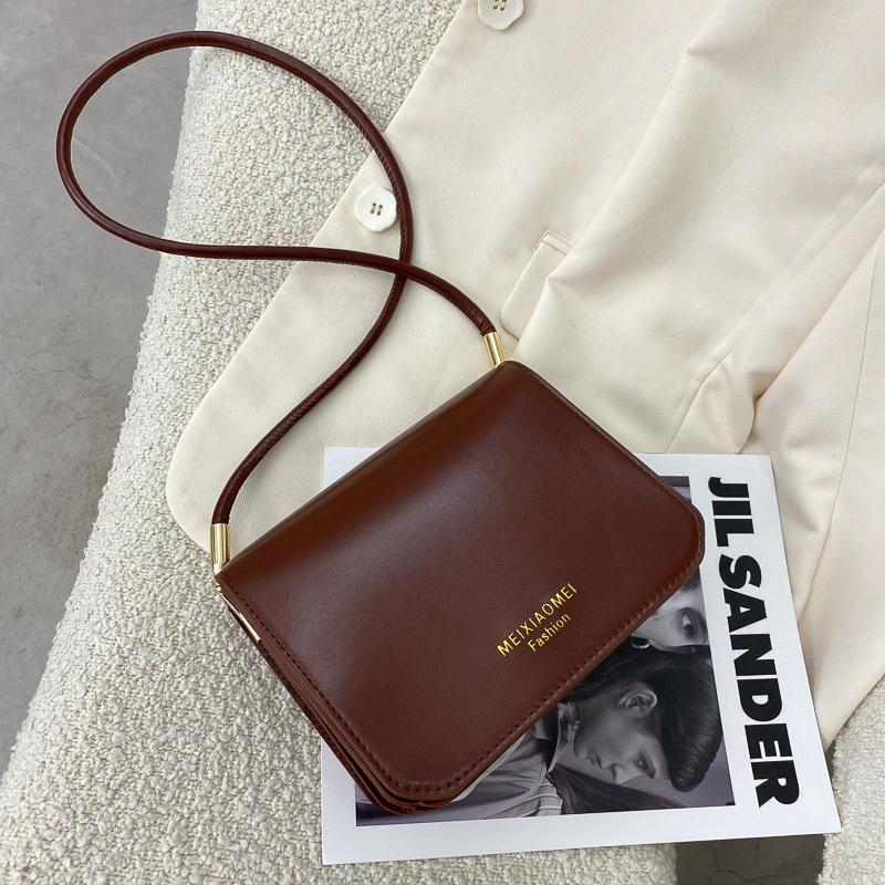 PB0008 패션 프랑스어 틈새 여성 가방 캐주얼 다재다능한 미니 스퀘어 1 레이디 용 메신저 가방