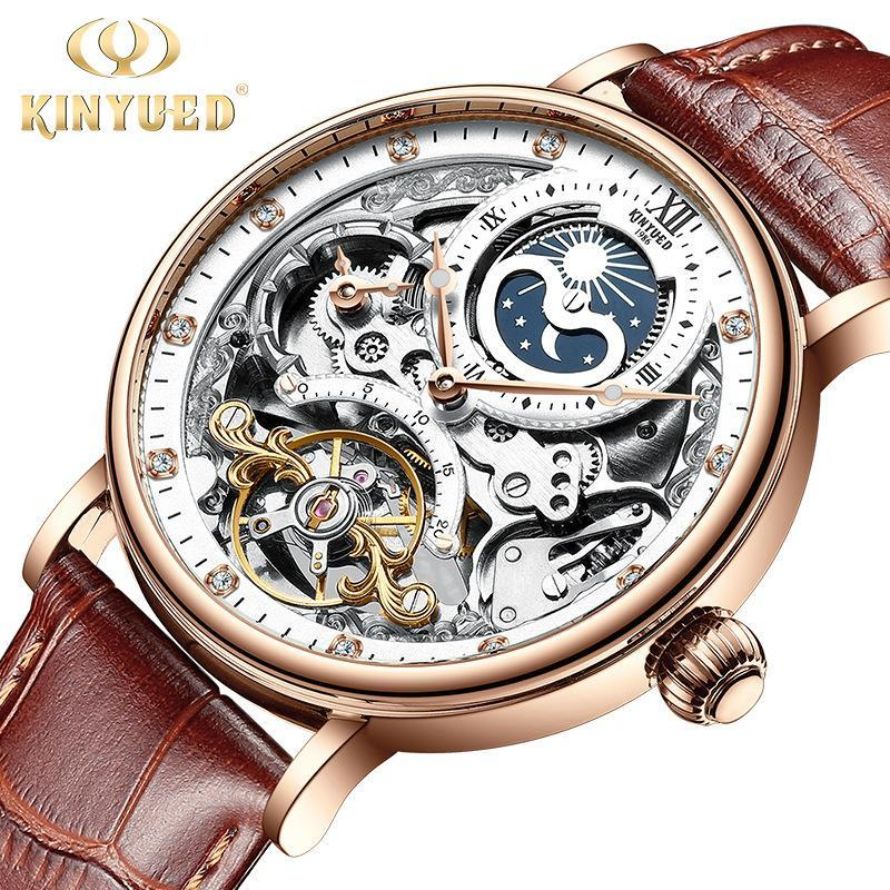 Yueda Water Proof Multi-function Watch For Men Wristwatches
