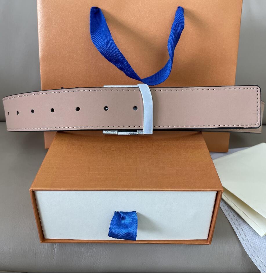 Cinturones al por mayor Cinturón para hombre Cinturones de moda Hombres Cuero Negro Negocio Mujeres Grande Oro Hebilla Para Mujer Classic Casual Ceinture Sin Caja