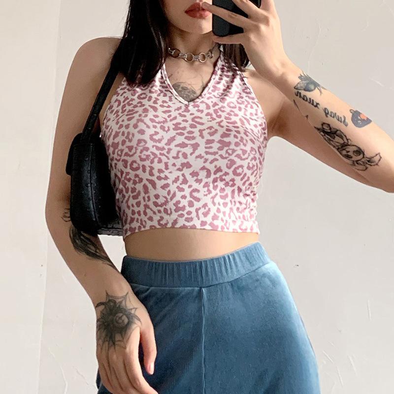 Cross Strap Camisoles Tanks Summer Underwear Sleeveless Bare Mid-waist Top Tee Sexy Women Clothes Beach Fashion