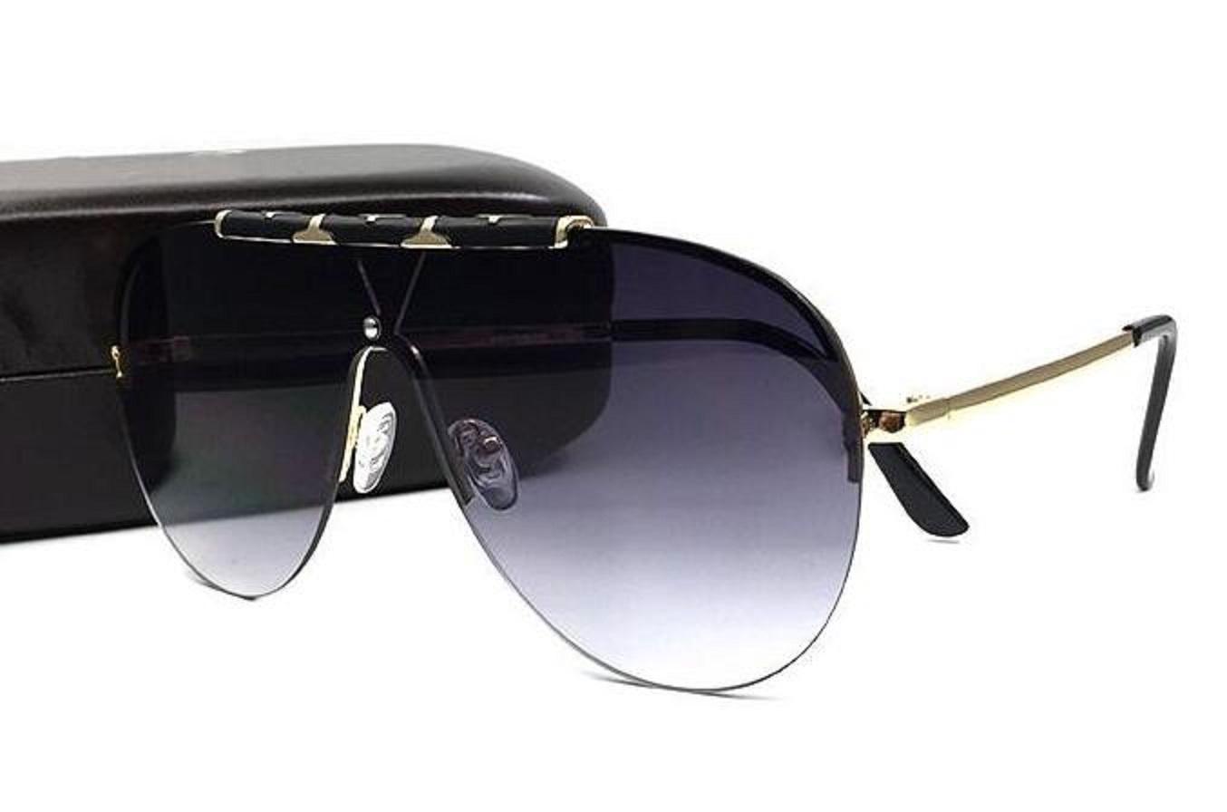 أزياء العلامة التجارية مصمم النظارات الشمسية للرجال النساء الصيف ظلال في الهواء الطلق نظارات طلاء انعكاس عدسة البيضاوي Sunewale مع صندوق