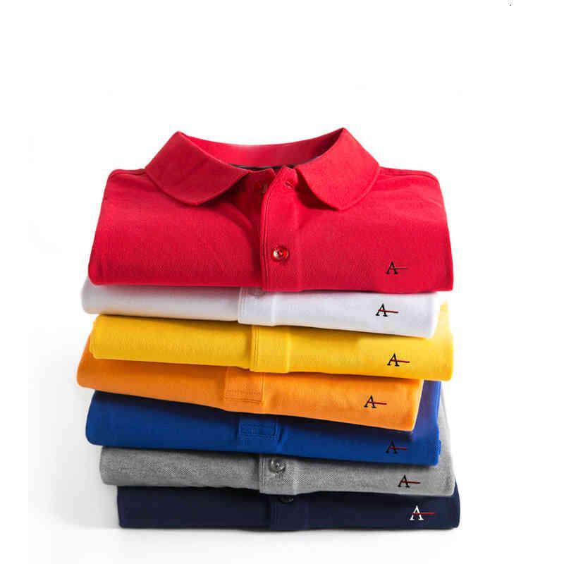 2020 Yeni Marka Reserva Aramy Polo Gömlek Erkekler Camisa Masculina Tommis Camiseta Kısa Kollu% 100% Pamuk