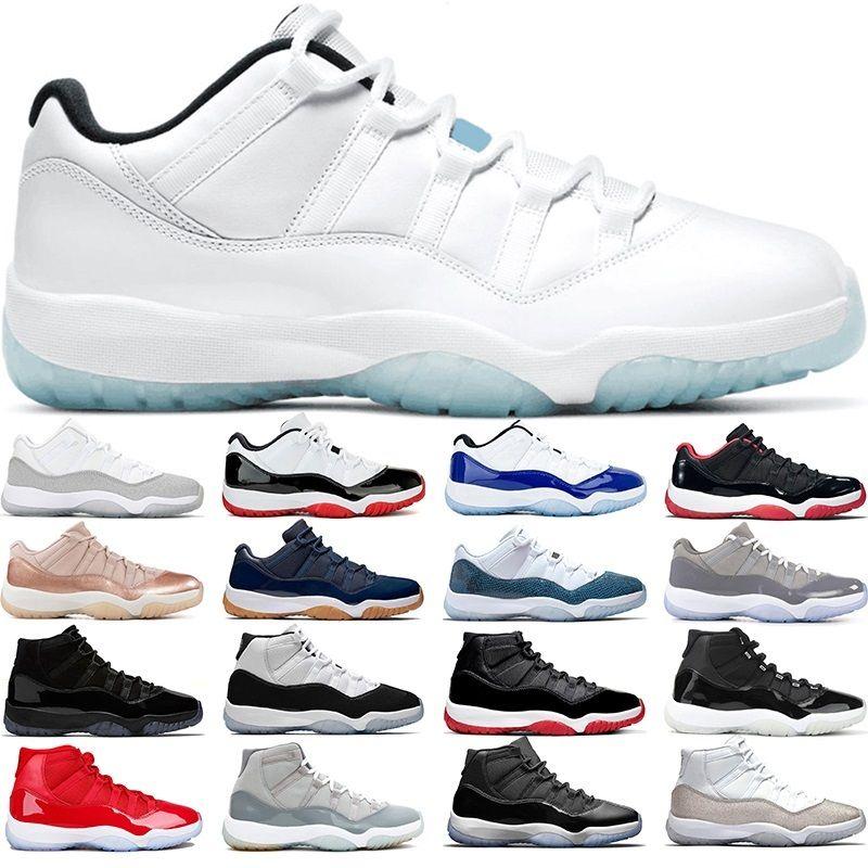 11 11 s Kap Ve Kıyafeti Erkekler Kadınlar Basketbol Ayakkabı Briz Gamma Legend Mavi UNC Concord Spor Kırmızı Eğitmenler Spor Sneakers Boyutu 36-47