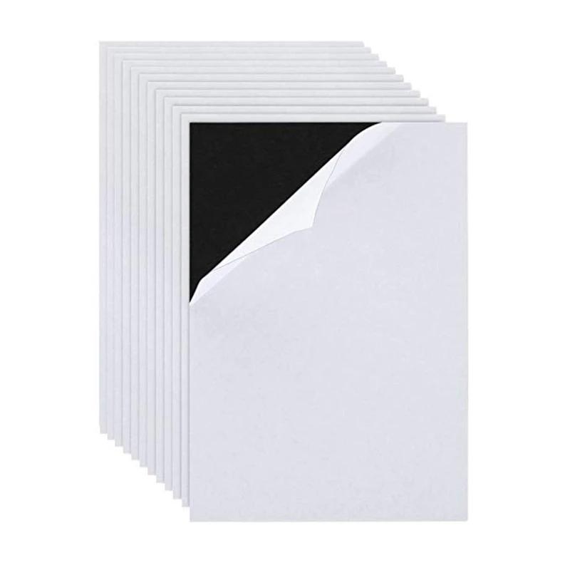 self adhesive soft rubber Magnet Inkjet Print Sheet board For Spellbinder Dies/Craft Strong Flexible Fridge Magnetic 297x210mm