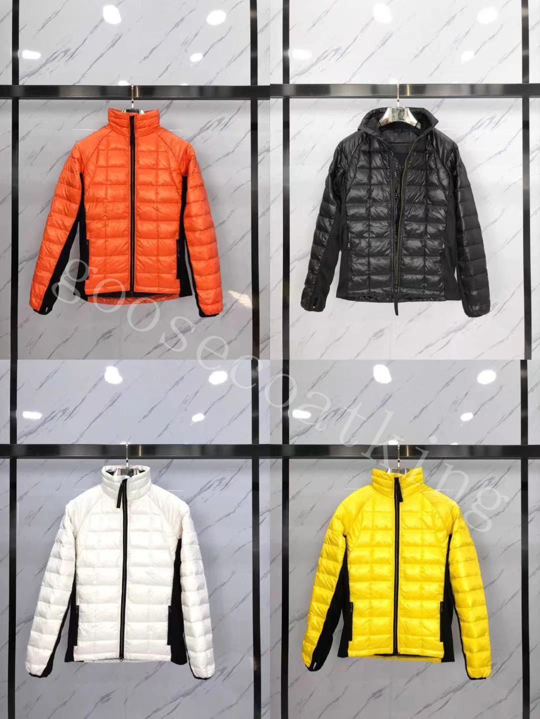 2021 Mens And Womens Down Piumino New Winter Unisex Canada Parka Cappotti per Tenere Calda Casual Parka Giacche di alta qualità Down Coat BB