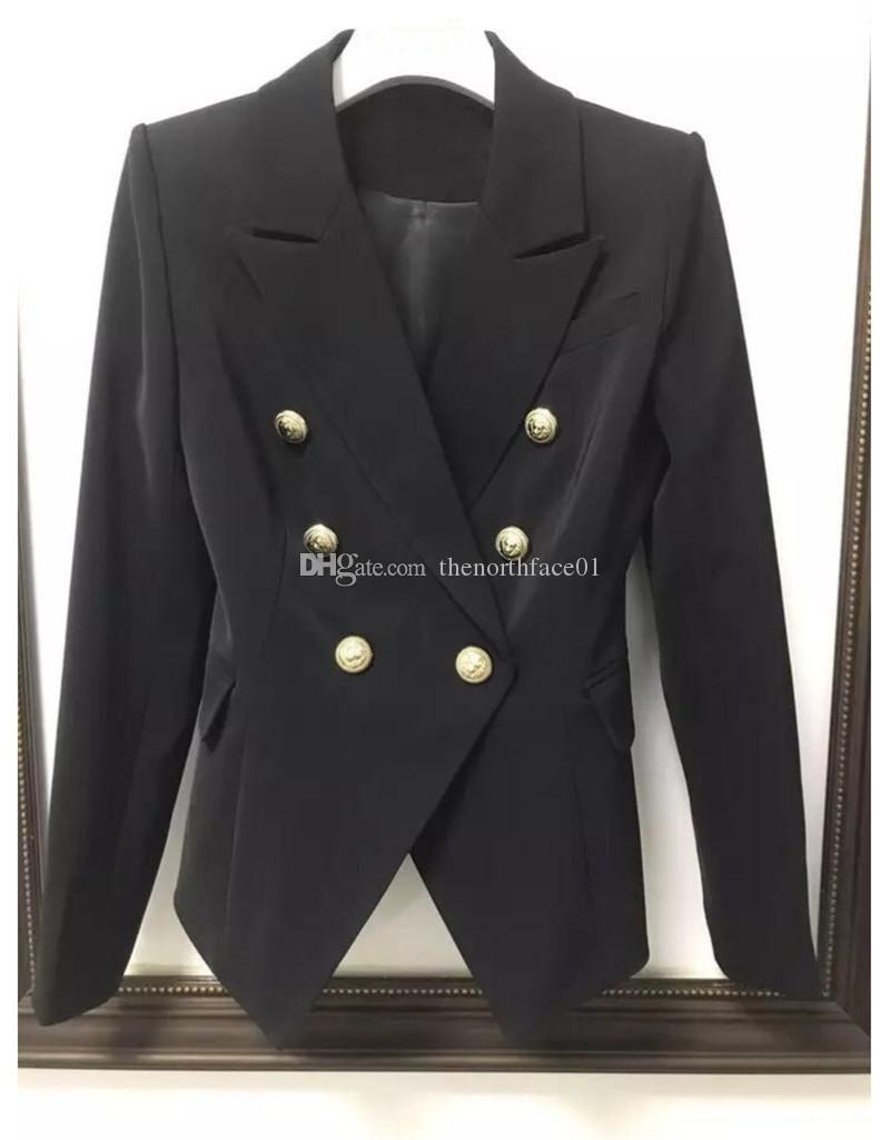 Women Designer Clothes Top Blazers High Quality Ladies Suits Coat Womens Stylist Clothing Jacket Size S-XL