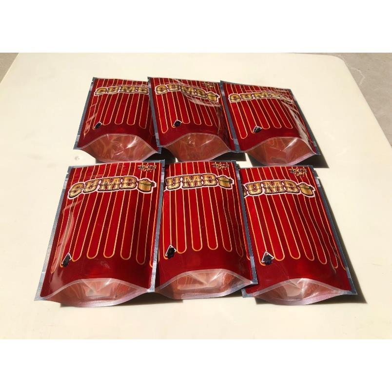 Sacs de mylar Sacs vides Logbo 3.5-7g Logbo 3.5-7G Local Emballage Emballage LJJVM