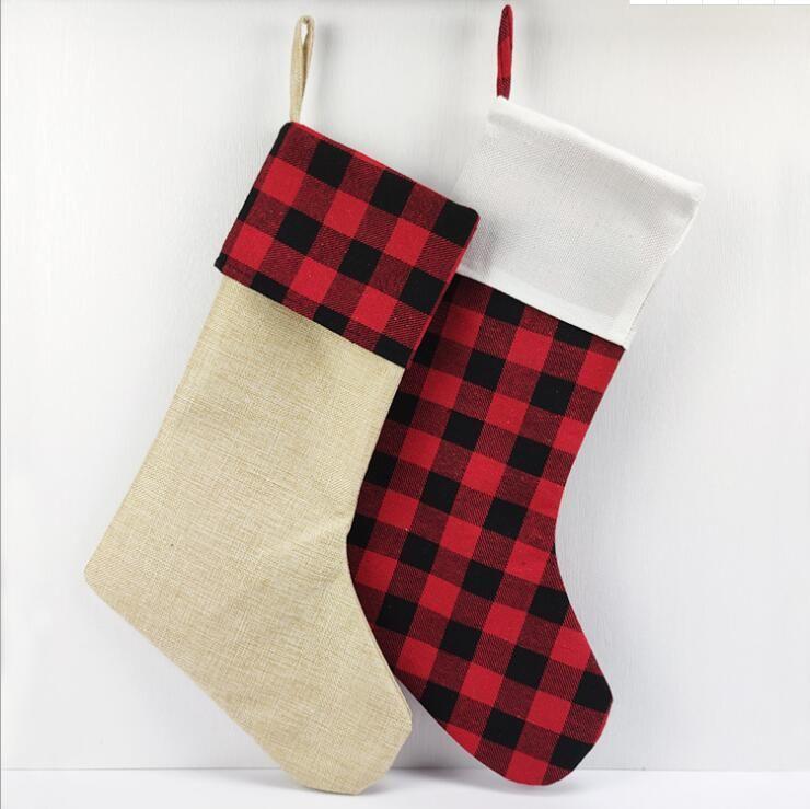 التسامي عيد الميلاد تخزين المشارب منقوشة جورب شجرة عيد الميلاد شنقا معلقة سانتا كلوز هدية حقيبة مهرجان حزب الحلي